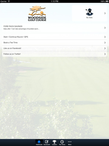 Woodside Golf Course screenshot 7