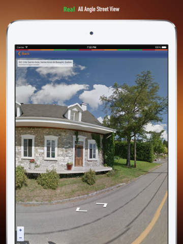 Quebec City Tour Guide: Best Offline Maps with Street View and Emergency Help Info screenshot 9