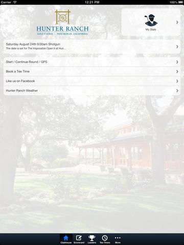 Hunter Ranch Golf Course screenshot 7