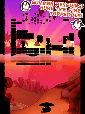 Blowfish Meets Meteor: A Brick-Breaker Adventure screenshot 5