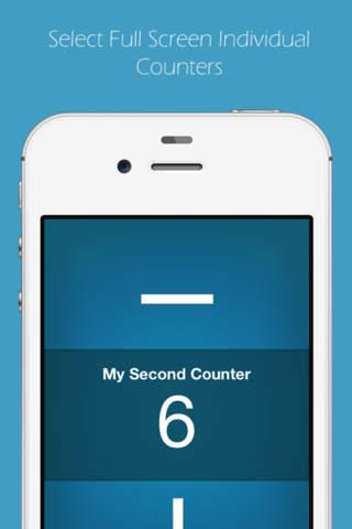 MyCountR PRO - A Tally Counter - náhled
