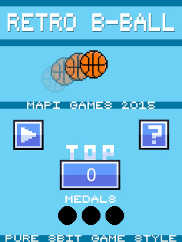 Retro Basketball Free screenshot 6