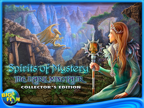 Spirits of Mystery: The Dark Minotaur HD - A Hidden Object Game with Hidden Objects (Full) screenshot 5