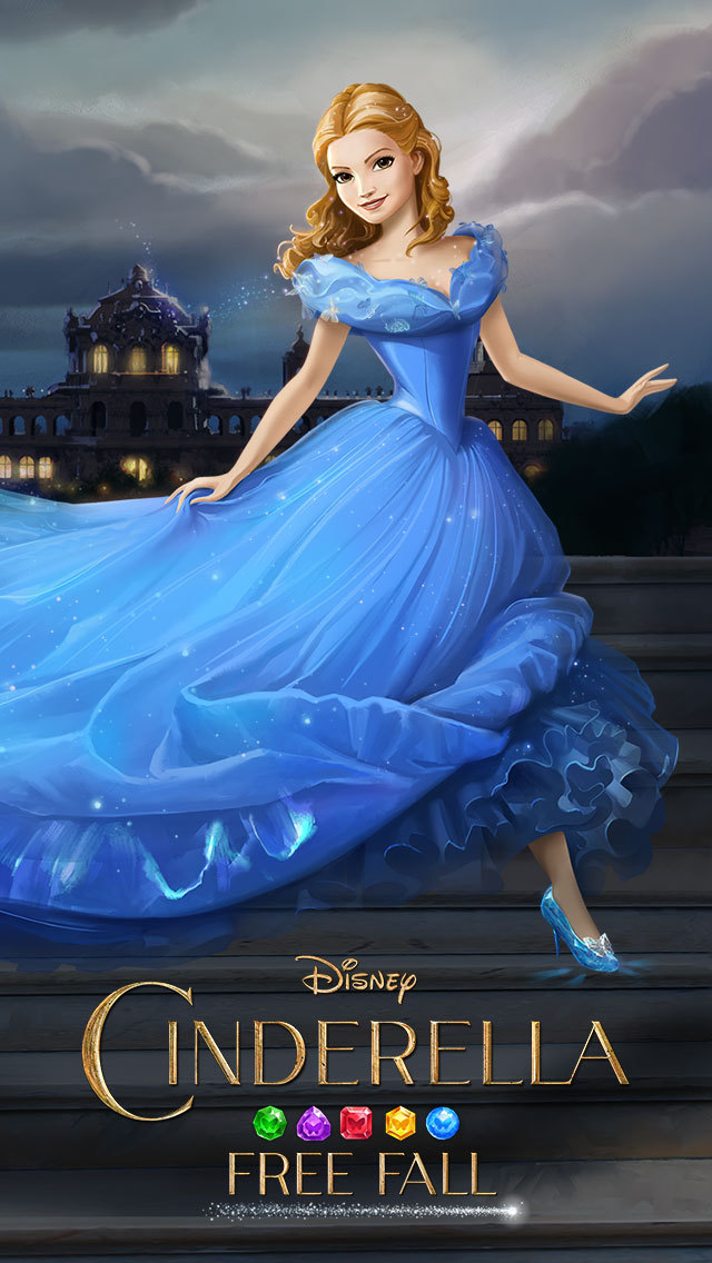 Cinderella Free Fall screenshot 5