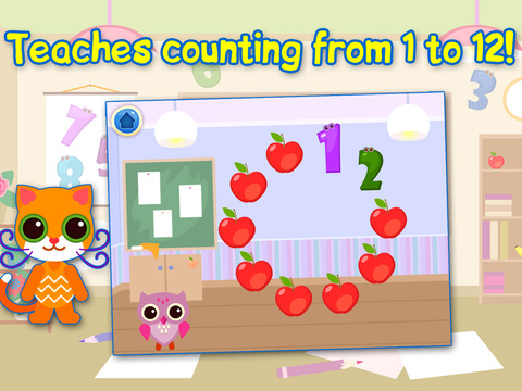 Educational Games For Children: Learning Numbers & Time. Full Paid. screenshot 7