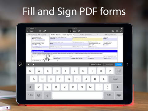 PDF Expert by Readdle screenshot 8