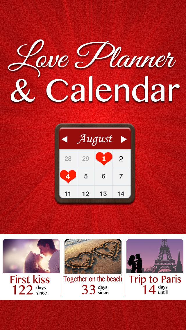 Love Planner & Calendar screenshot 1