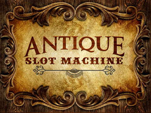 Antique Slots Classic Casino Simulation 777 Machines Free screenshot 8
