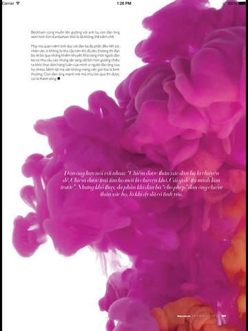Đẹp Magazine screenshot 10