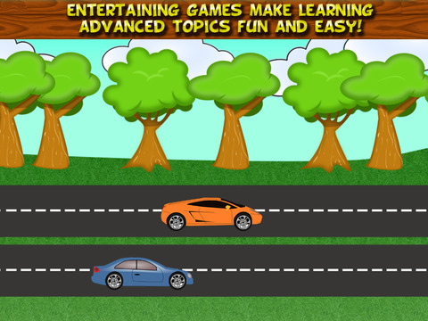 Second Grade Learning Games SE screenshot 8