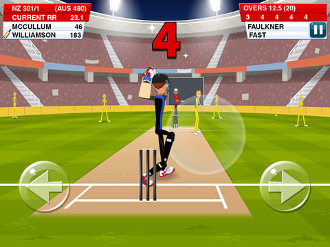 Stick Cricket 2 screenshot #2