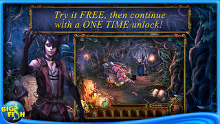 Cursery: The Crooked Man and the Crooked Cat - A Hidden Object Game with Hidden Objects screenshot #1