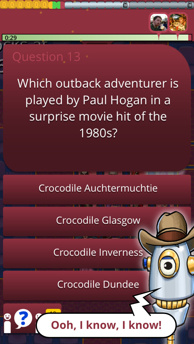 QuizTix: Movies Quiz screenshot 2