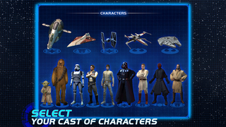 Star Wars Scene Maker screenshot 2