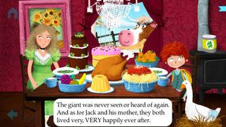 Jack and the Beanstalk by Nosy Crow screenshot #5