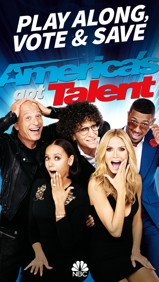 America's Got Talent on NBC screenshot 1
