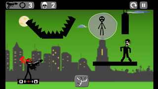 Stickman Zombie Shooter screenshot 5