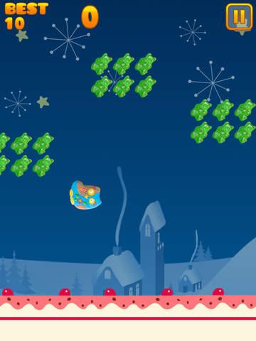 Cookie Bird Flying Adventure screenshot 8