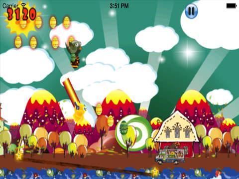 Advance Chicken Jump : Legends Of Leak Super Bird screenshot 8