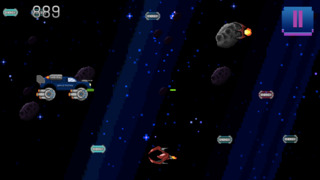 Retro Shooting Monster Truck In Space Racing Game Pro Full Version screenshot 1