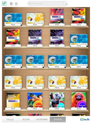 Caderno Digital Ser - náhled