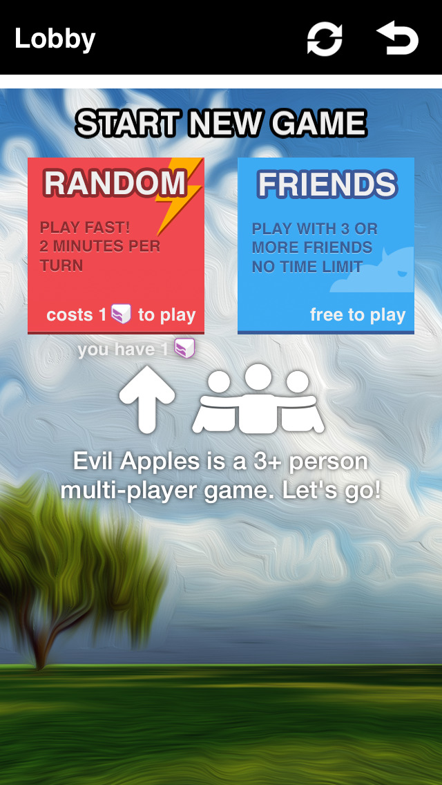 Evil Apples vs. Humanity screenshot 3