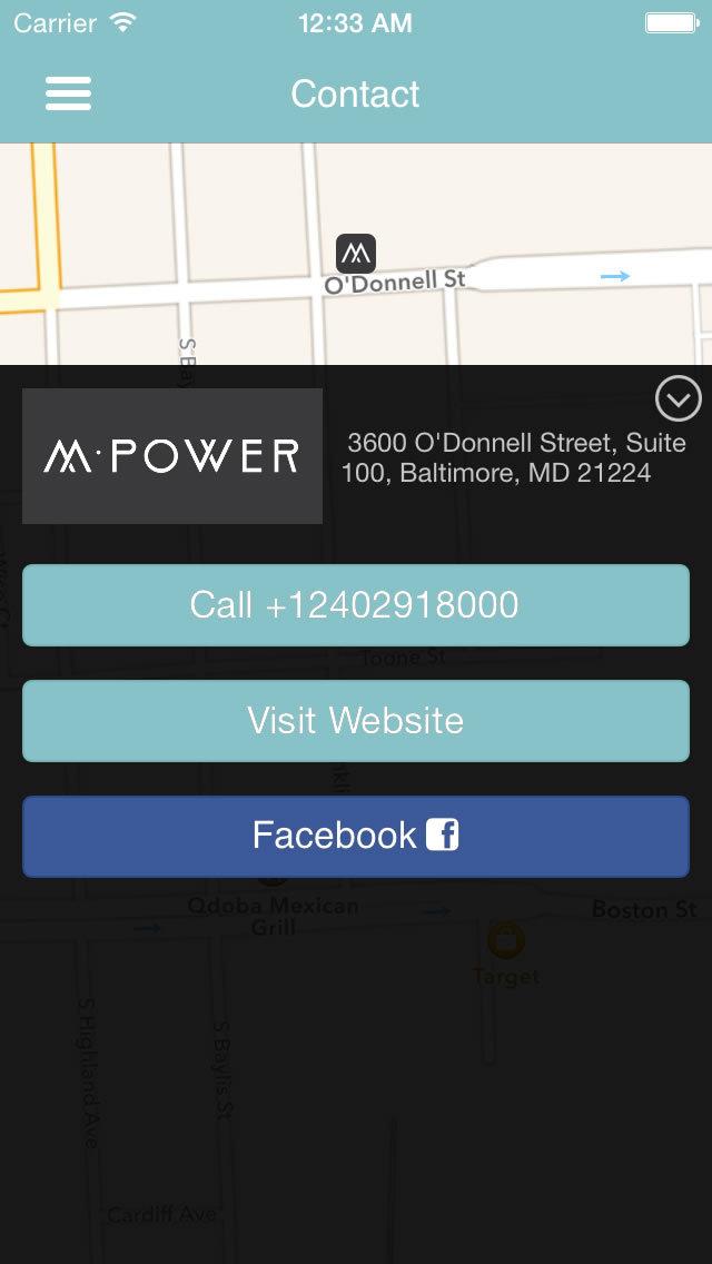 M.Power Yoga screenshot #4