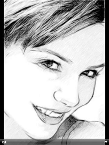 Sketch Camera - Convert Photos to Sketch - náhled