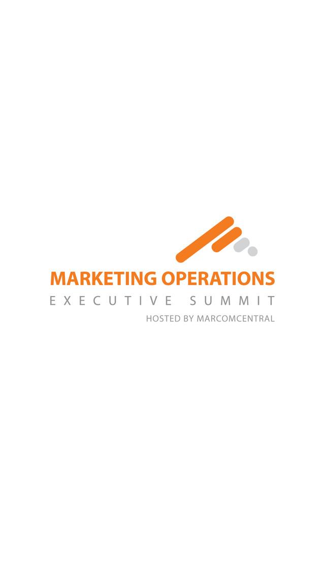 Marketing Operations Summit screenshot 2