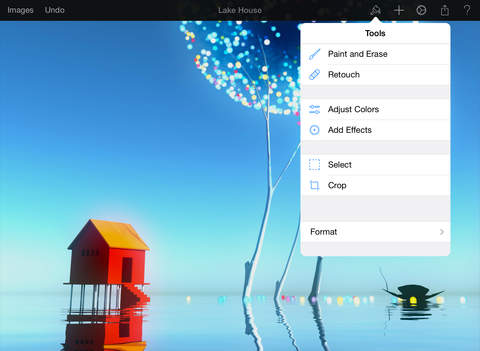 Pixelmator screenshot #1