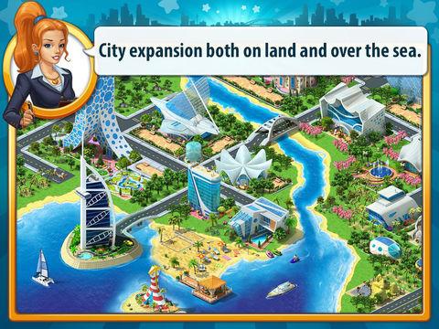 Megapolis: Big Town Tycoon Sim screenshot 8