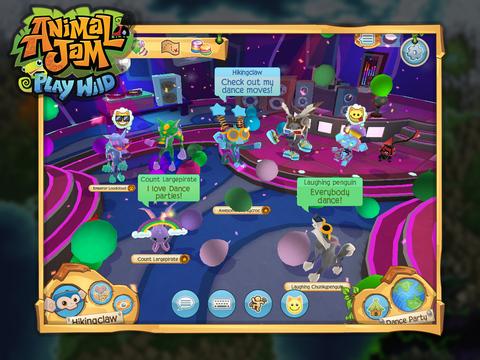 Animal Jam screenshot 10