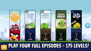 Angry Birds Free screenshot 2