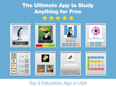 Bitsboard - Education, Games, and Flash Cards App screenshot 6