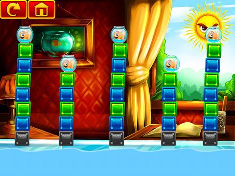 Fish Sun Water PRO  - A Physics Challenge screenshot 10