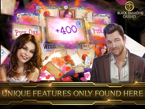Black Diamond Stories & Slots screenshot 9