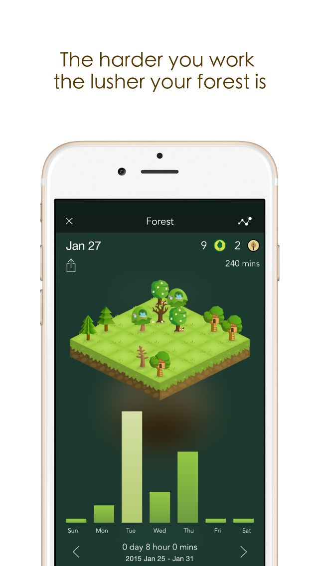 Forest - Stay focused screenshot 4