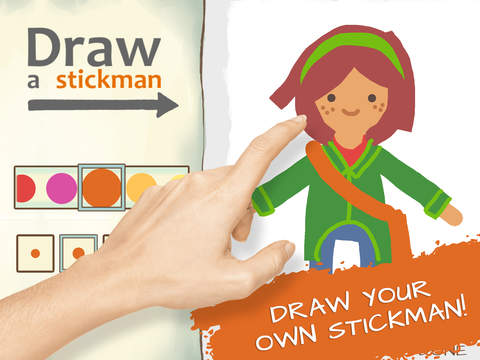 Draw a Stickman: EPIC 2 Pro screenshot 7