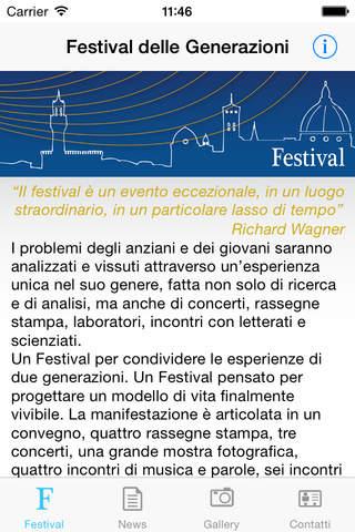 Festival delle Generazioni - náhled