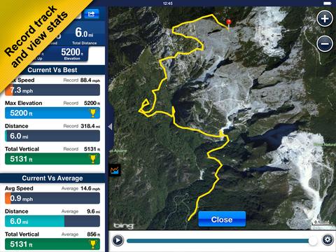 Hike & Bike screenshot 6