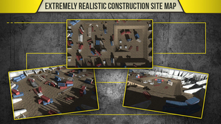 3D Construction Simulator - Extreme Trucks Driver screenshot 4