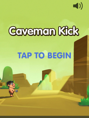 Caveman Kick screenshot 5