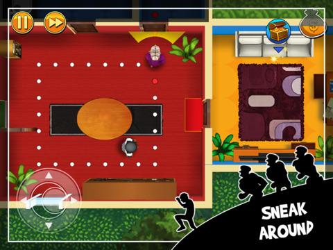 Robbery Bob™ screenshot #2