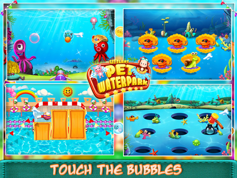Pet Waterpark Game screenshot 5