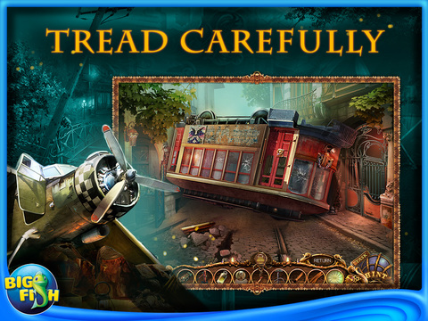 Web of Deceit: Deadly Sands HD - A Mysterious Hidden Object Adventure (Full) screenshot 3