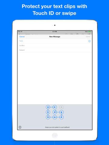 KuaiBoard – Type text. Quicker. screenshot 10
