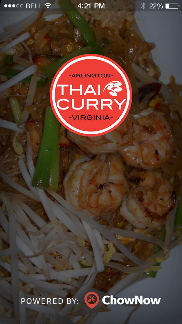 Thai Curry screenshot 1