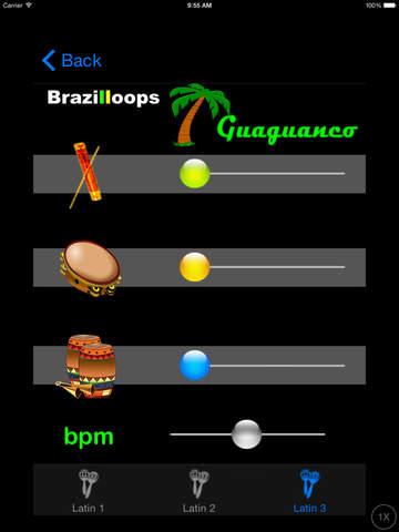 Brazilloops Latin screenshot 5