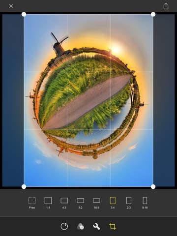 Living Planet - Tiny Planet Videos and Photos screenshot 10