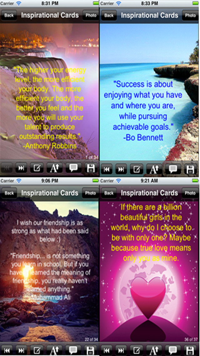 Best Quotes Book - Ultimate source of motivation and inspiration screenshot 2
